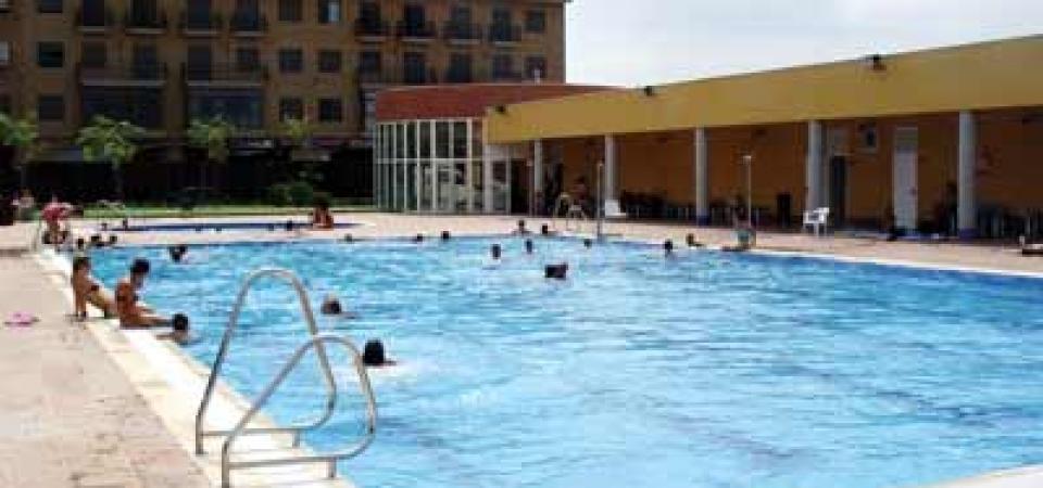 piscina castellar l 39 oliveral enrique velarte fundaci n