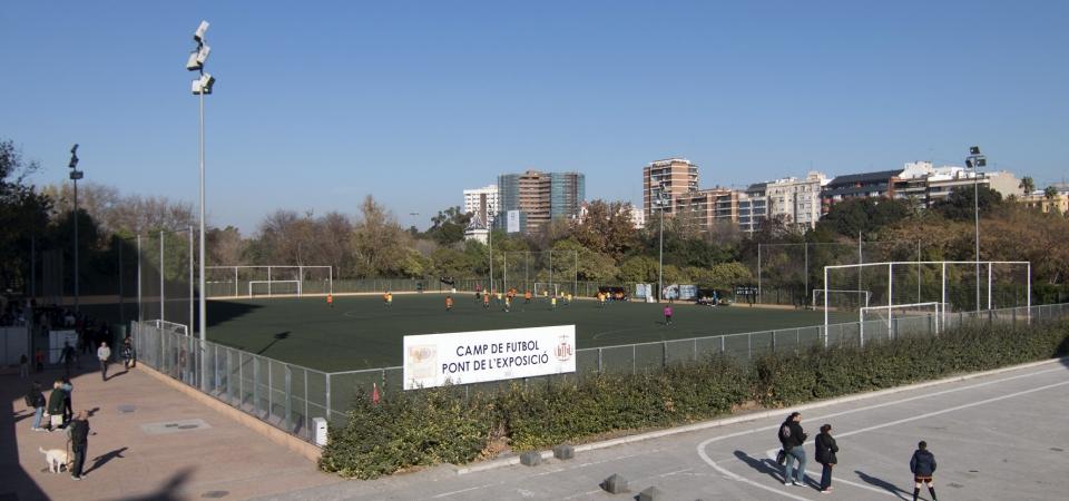 Instalaciones r o t ria campo de futbol puente de la - Campo de futbol del valencia ...