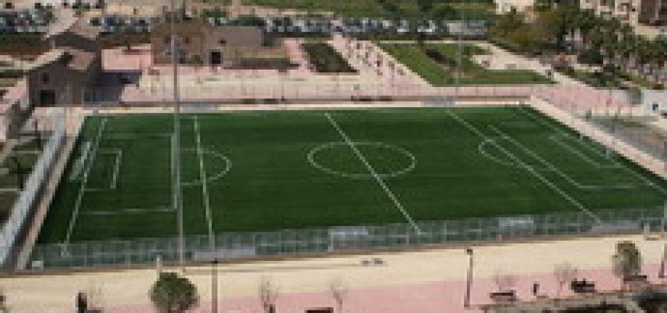 Camp de f tbol torrefiel fundaci n deportiva municipal - Campo de futbol del valencia ...