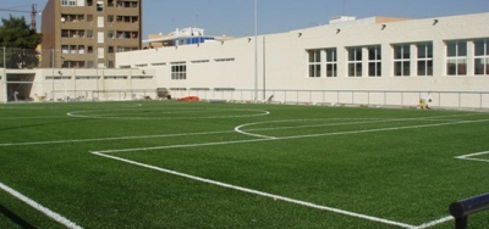 Campo de f tbol benim met fundaci n deportiva municipal - Campo de futbol del valencia ...