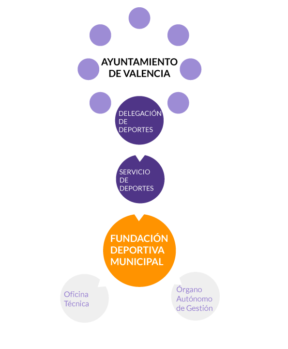 Modelo de gestión de la Fundación Deportiva Municipal (FDM) de Valencia