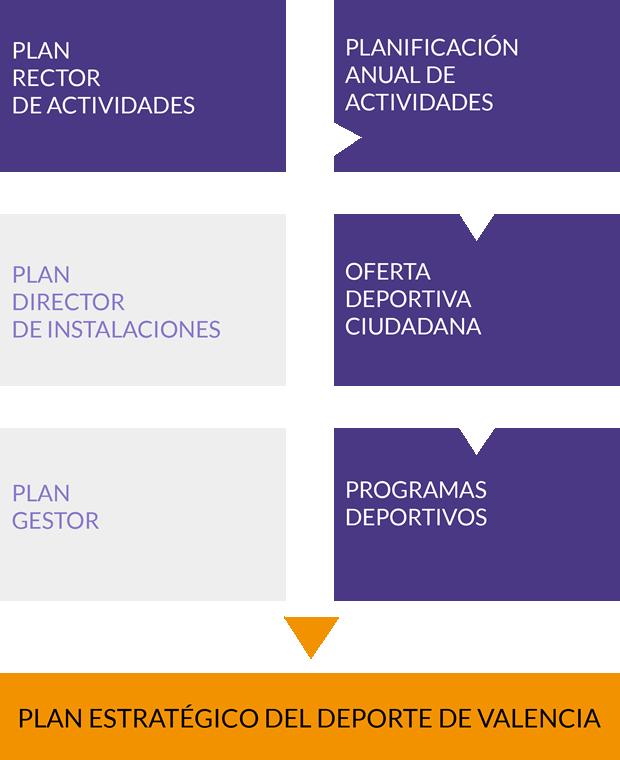 Planes de actuación de la FDM