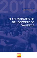 Plan Estratégico del Deporte de Valencia (Castellano))