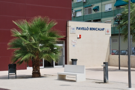 Pavelló Benicalap