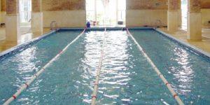 Piscina del Carmen. Cursets intensius de natació per al mes de juny. Procés d'inscripció