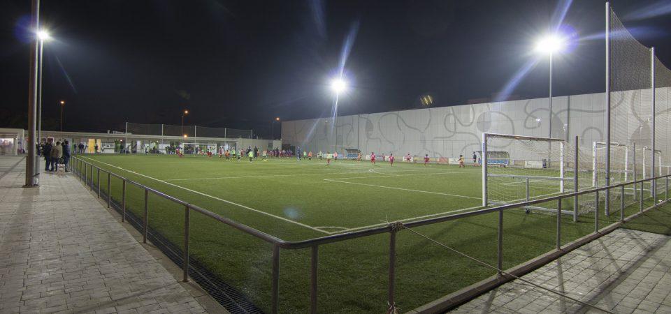Campo de Fútbol Malilla 3
