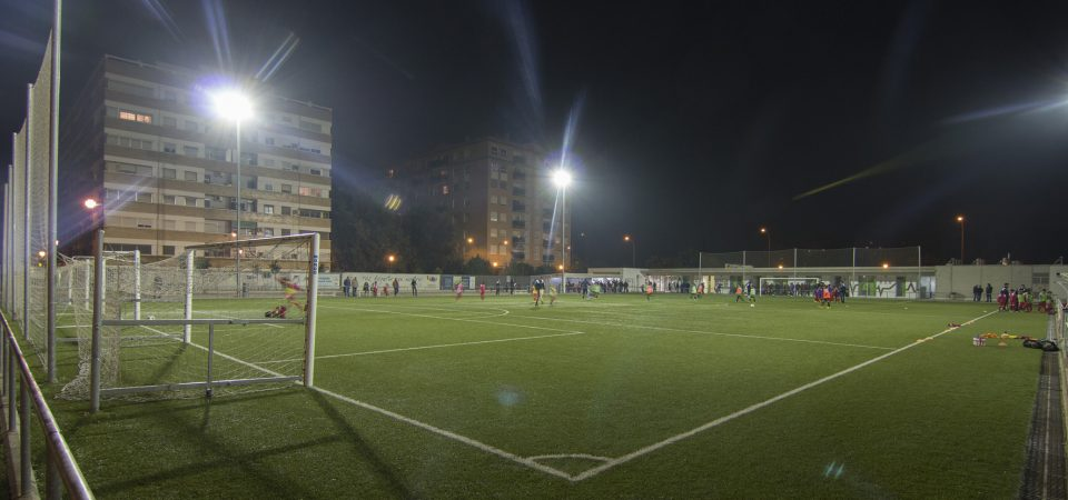 Campo de Fútbol Malilla 4