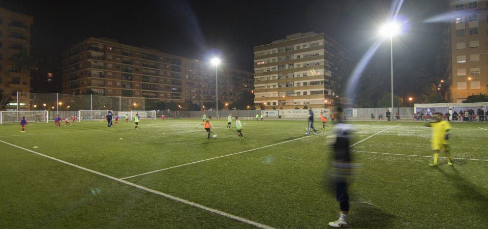 Campo de Fútbol Malilla 1