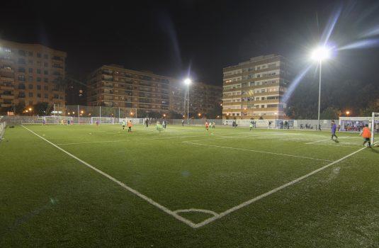 Camp de Fútbol Malilla