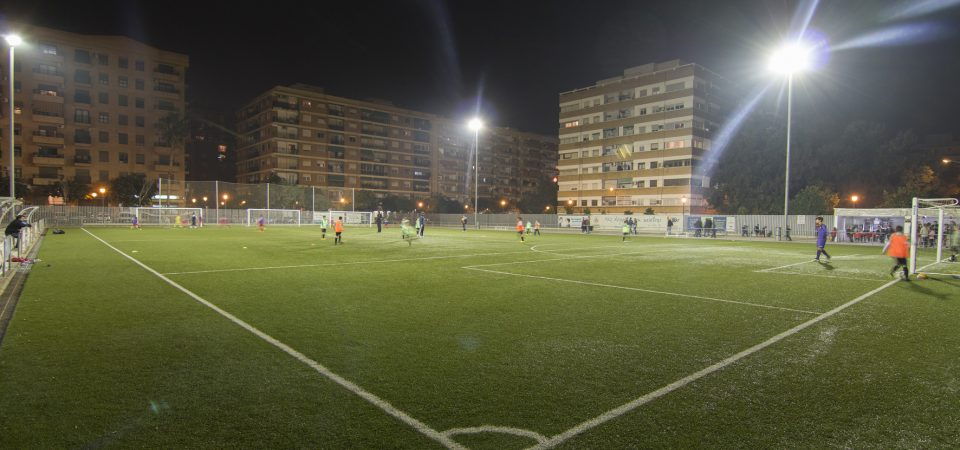 Campo de Fútbol Malilla 2
