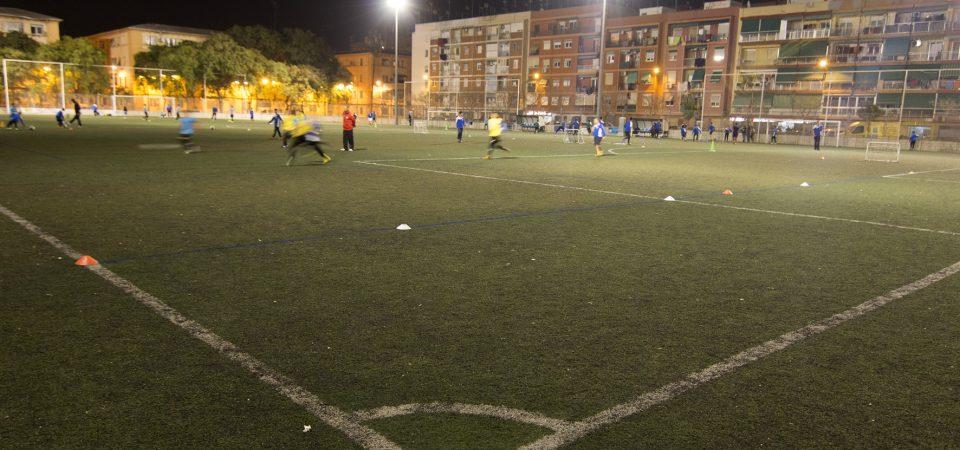 Campo de Fútbol Malvarrosa 2