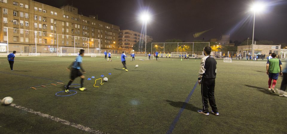Campo de Fútbol Malvarrosa 5