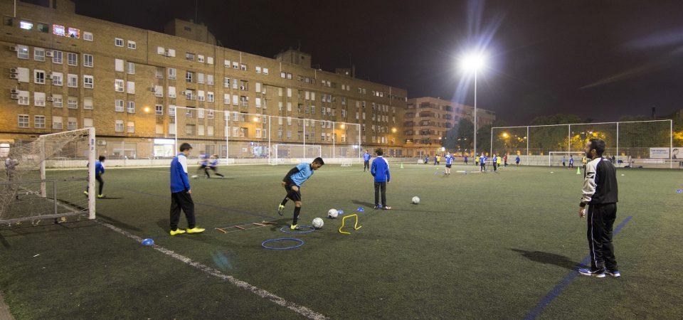 Campo de Fútbol Malvarrosa 4