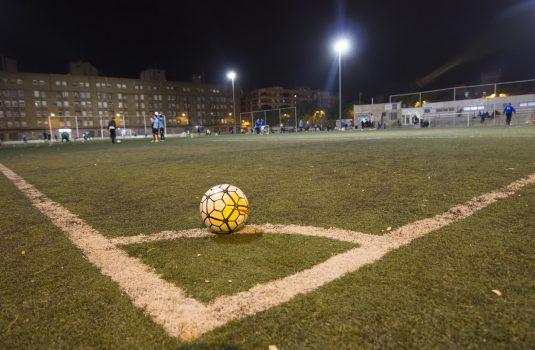 Camp de futbol Malva-Rosa