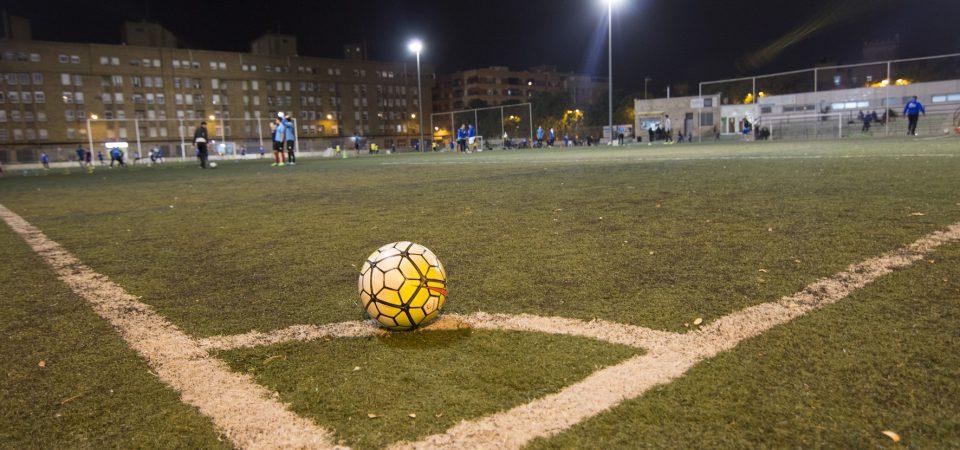 Campo de Fútbol Malvarrosa 3