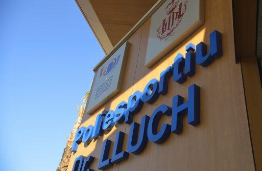 Poliesportiu Dr. Lluch