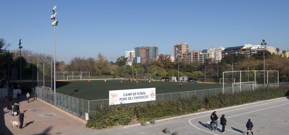 Campo Fútbol Exposición 3