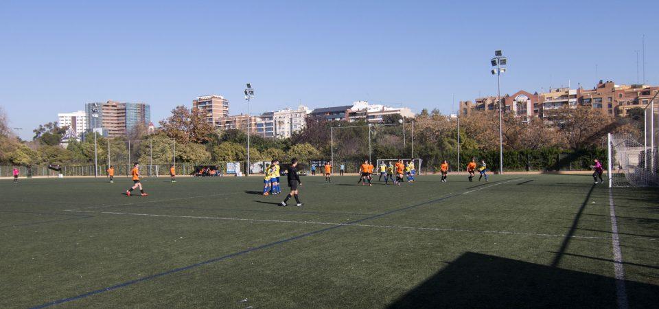 Campo Fútbol Exposición 2