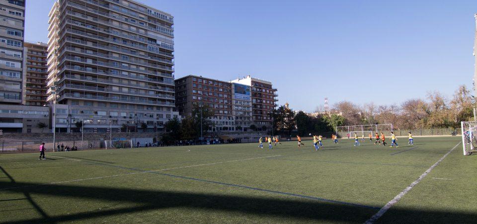 Campo Fútbol Exposición 5