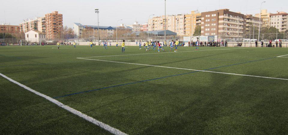 Campo de Fútbol Marchalenes 5