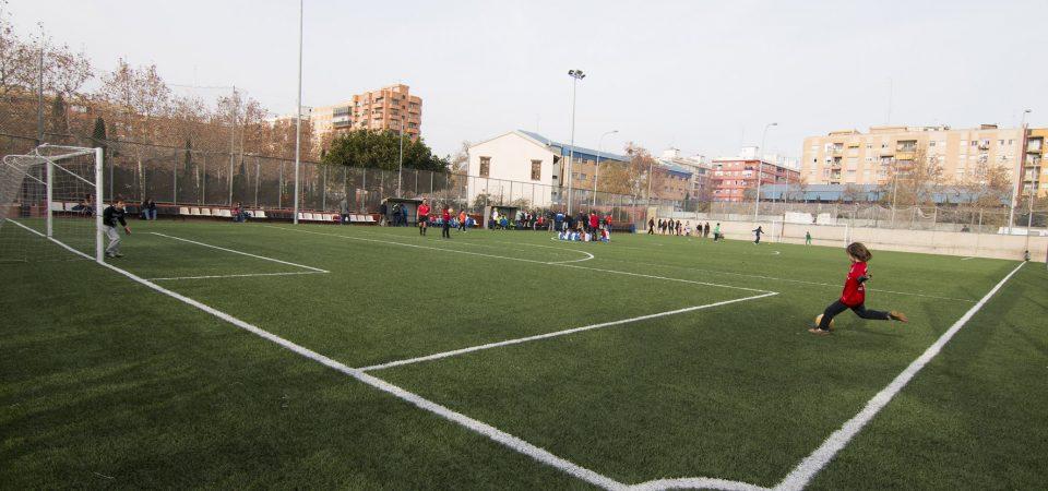 Campo de Fútbol Marchalenes 6
