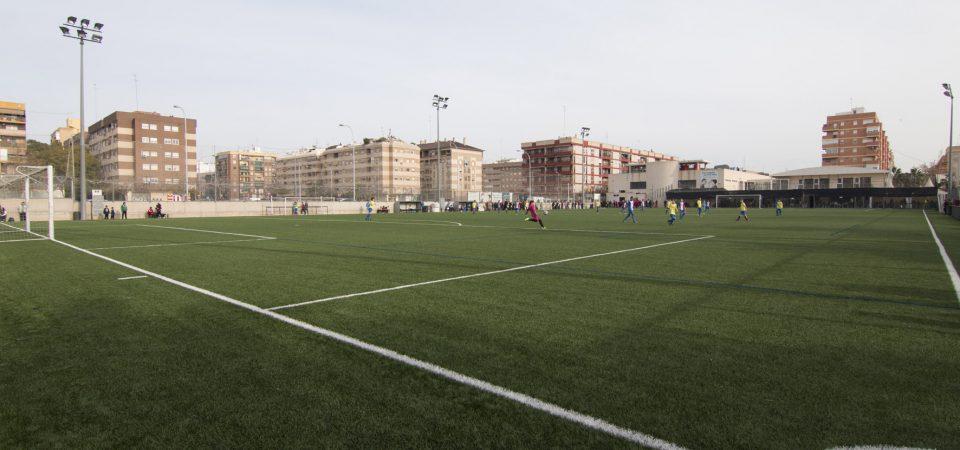 Campo de Fútbol Marchalenes 7