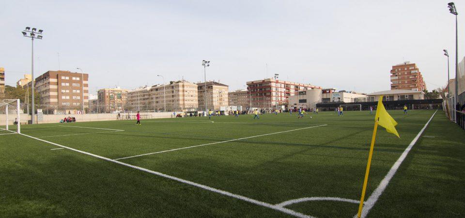 Campo de Fútbol Marchalenes 8
