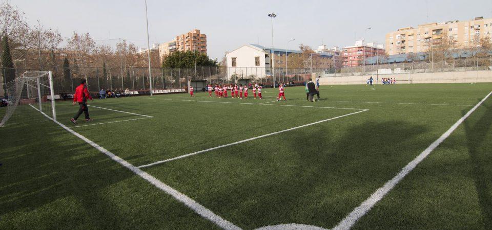 Campo de Fútbol Marchalenes 9