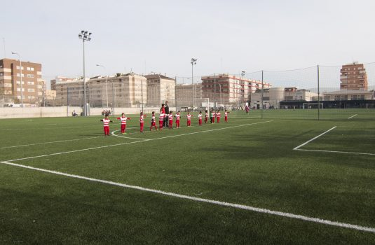 Campo de fútbol Marxalenes