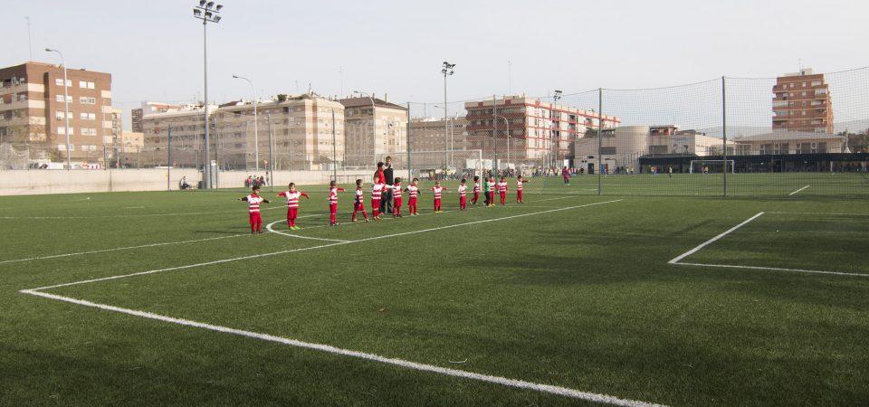 Campo de Fútbol Marchalenes 10