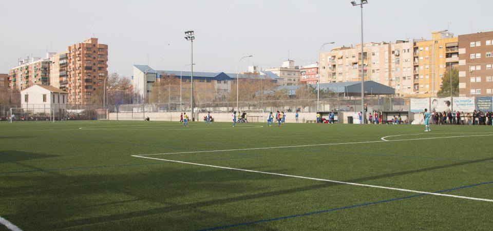 Campo de Fútbol Marchalenes 11