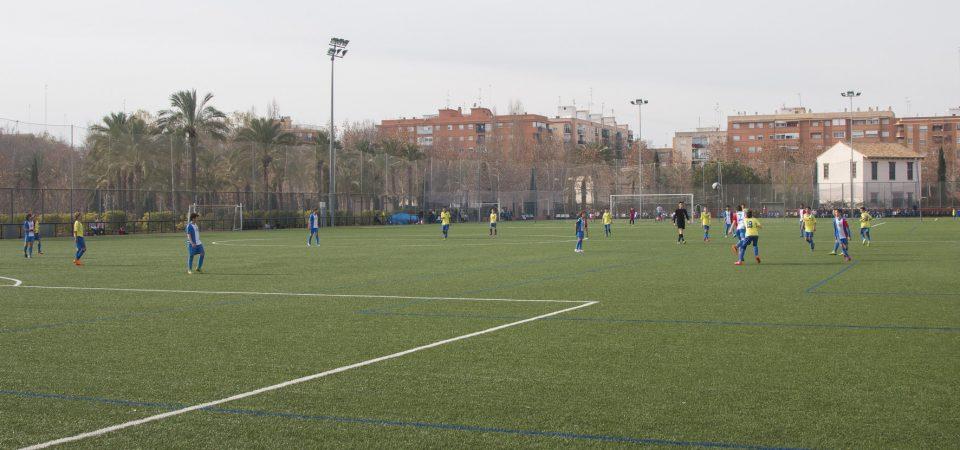 Campo de Fútbol Marchalenes 1