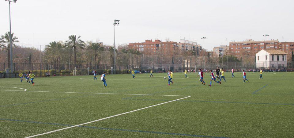 Campo de Fútbol Marchalenes 2