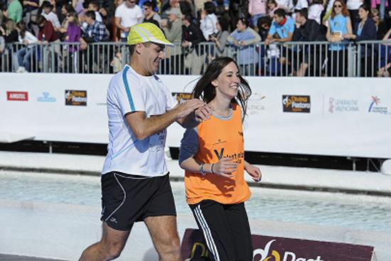 Voluntariado en el Maratón de Valencia