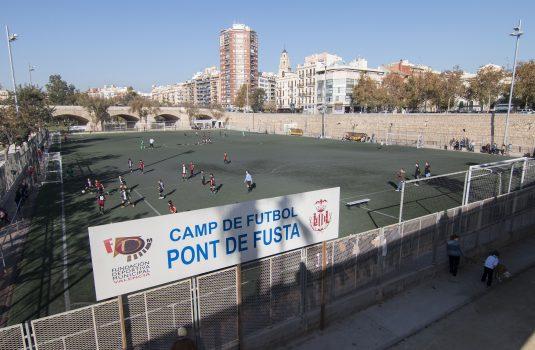Camp de Futbol Pont de Fusta