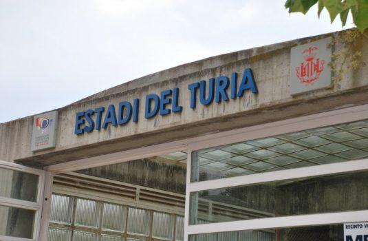 Instal·lacions Riu Turia, Estadi del Turia (Tram III)