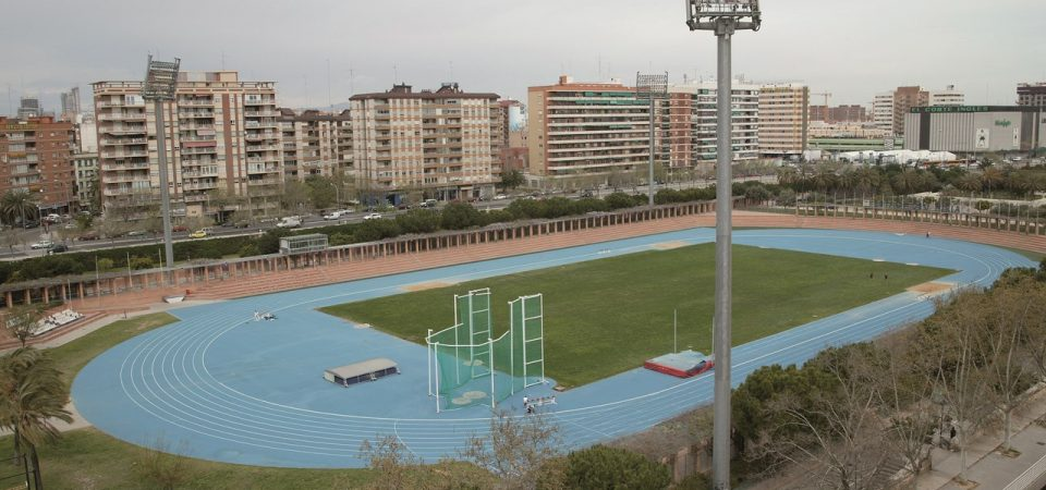 Estadio del Turia