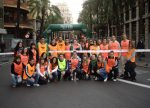 Voluntarios Volta a Peu