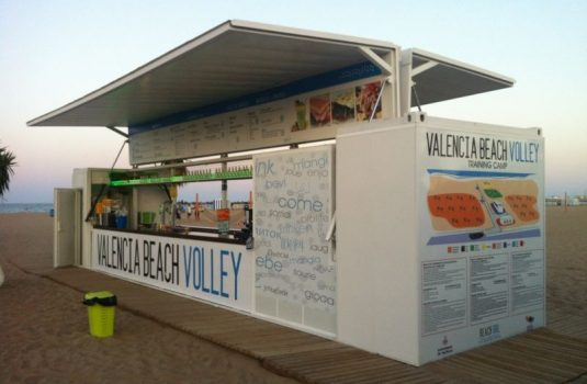 Valencia Beach Bol