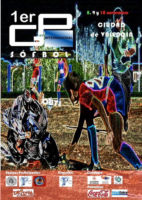 cartel sofbol
