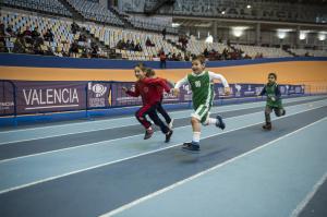 Miniolimpiadas Atletismo
