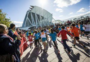 El evento paralelo al Maratón Valencia Trinidad Alfonso se celebrará el sábado 14 de noviembre