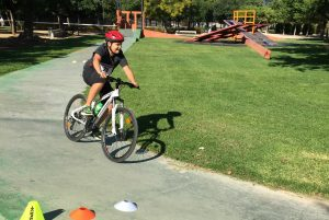el Raid Junior Multiaventura, que se trata de una actividad de competición que se celebrará en un parque de la ciudad de Valencia