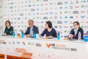 Para esta edición 2015, el Maratón Valencia Trinidad Alfonso está dispuesto a superarse