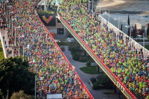 Valencia disfruta su Maratón que vuelve a batir todos sus récords con una ciudad volcada