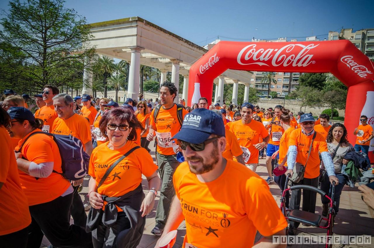 Valencia corre por la solidaridad fundaci n deportiva for Jardines del palau