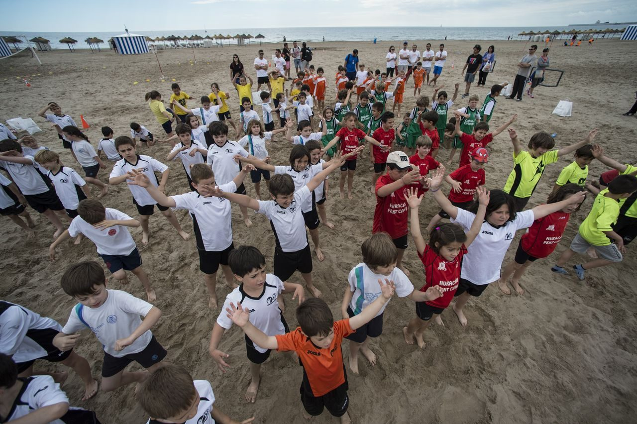 Más de 5.900 plazas disponibles para las Escuelas Deportivas de Verano