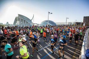 Maratón Valencia Trinidad Alfonso EDP
