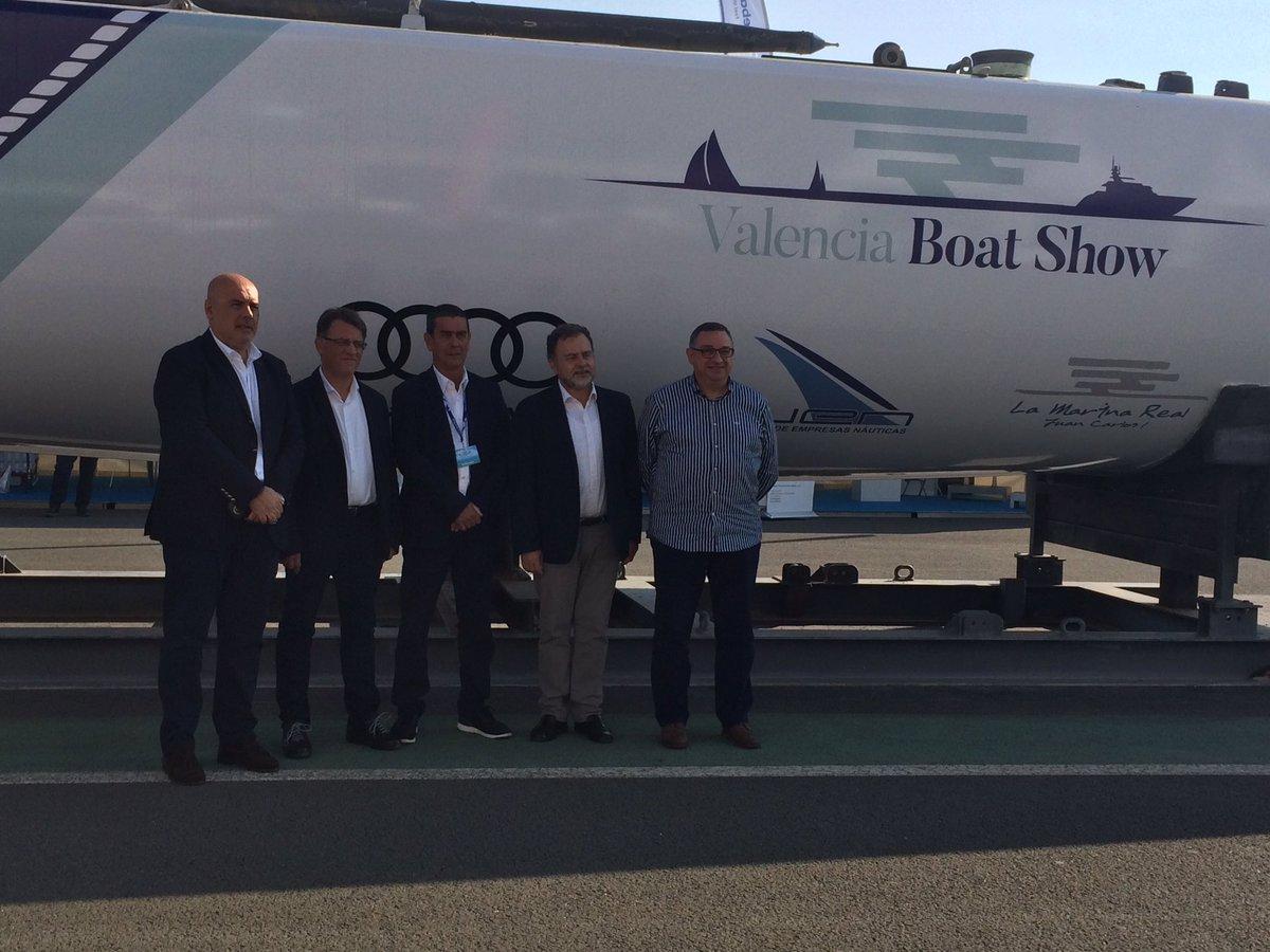 El Valencia Boat Show Presenta Las Novedades Náuticas En Las