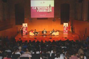 El documental 'Campeonas Invisibles' pretende dar al deporte femenino el protagonismo que merece